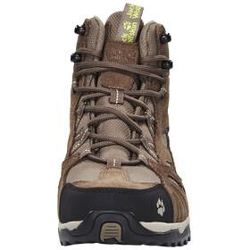 Jack Wolfskin Vojo Hike Mid Texapore Shoes Women parrot green